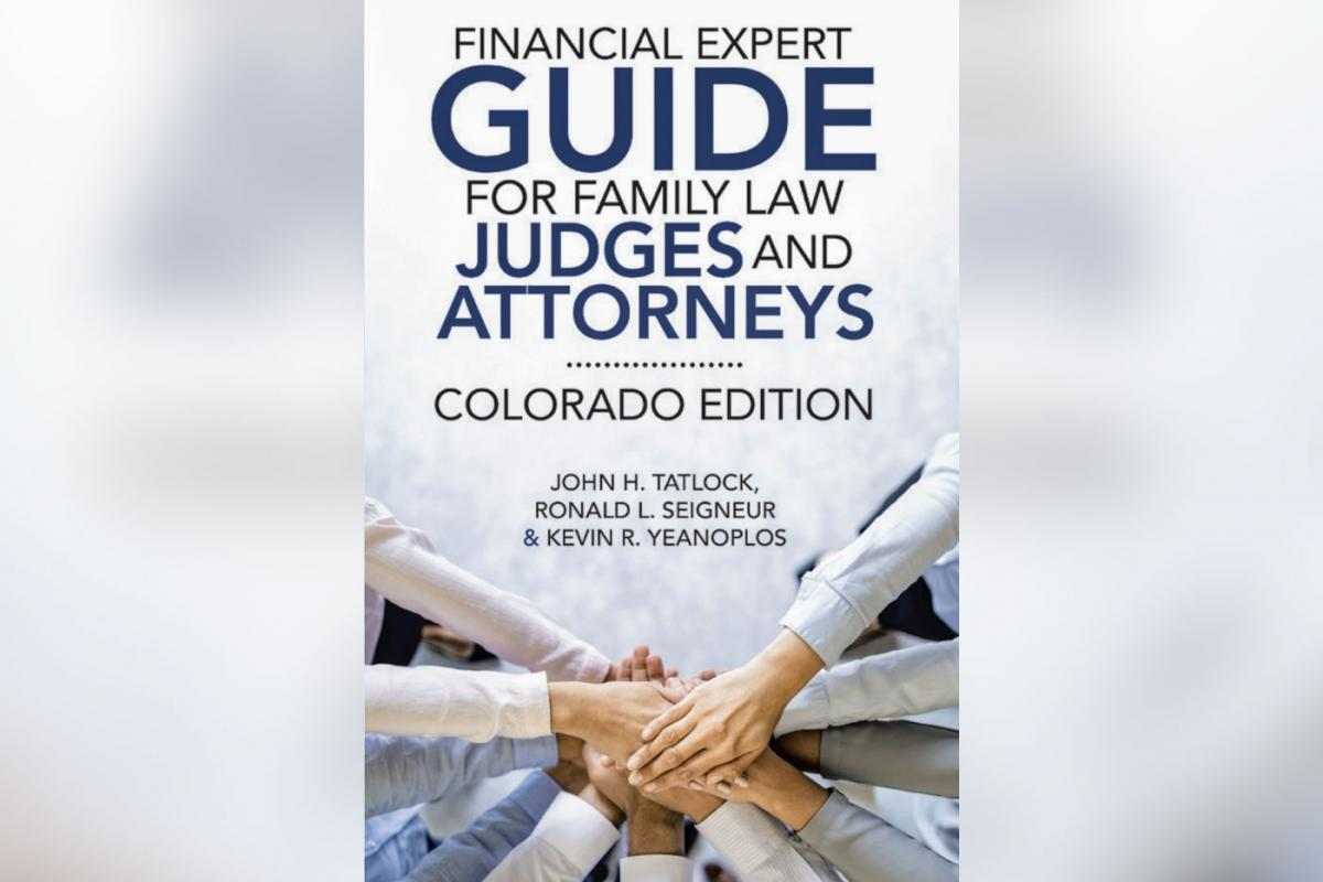 This new Book Offers Must-Have Guidance for Family Law Judges and Attorneys on Financial Issues